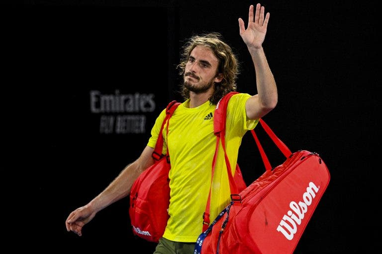 Tsitsipas: «Medvedev pode ganhar o Australian Open, seria bom para o ténis»