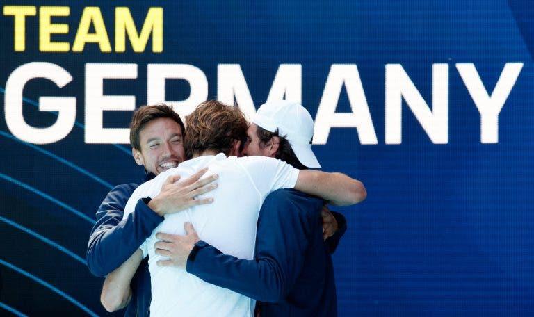 CAMPEÕES FORA! Zverev e Struff eliminam Sérvia de Djokovic na ATP Cup