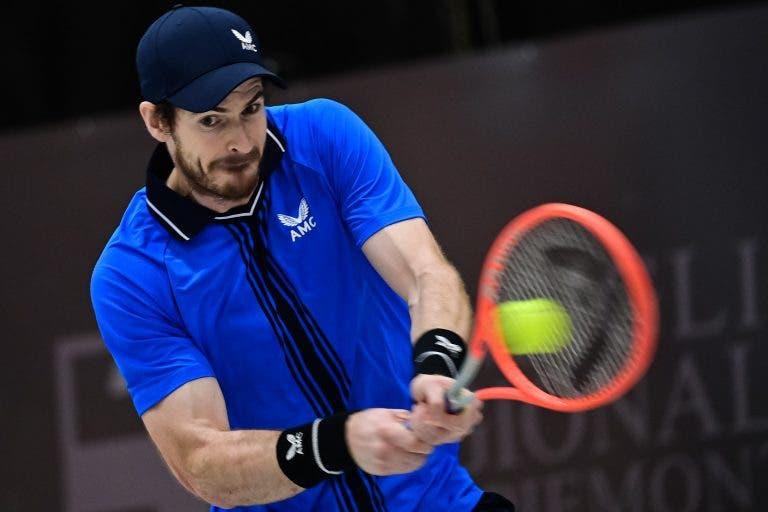 Andy Murray perde primeira final de um Challenger na carreira