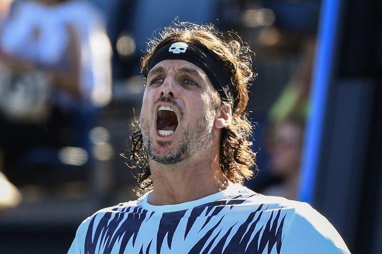 Incrível! Aos 39 anos, Feliciano López bate Sonego de dois sets abaixo
