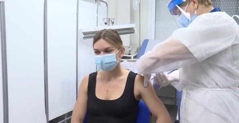 Halep e a vacinação: «Há muitos tenistas mal informados»