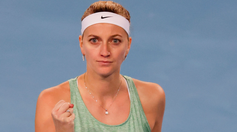 Kvitova resiste a Venus Williams e Muguruza arrasa em Melbourne