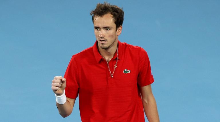 Super Rússia não dá hipóteses e conquista a ATP Cup