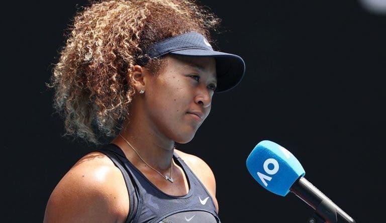 Osaka vai ver duelo que define a sua rival: «Vejo sempre os encontros da Serena»