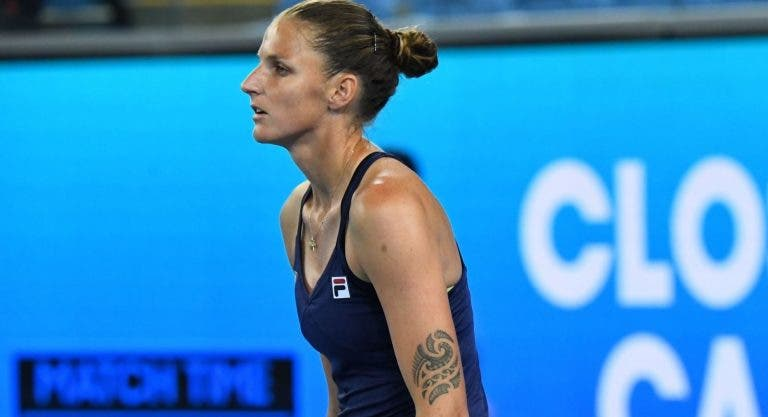 Kvitova e Pliskova eliminadas nos 'oitavos' em Melbourne
