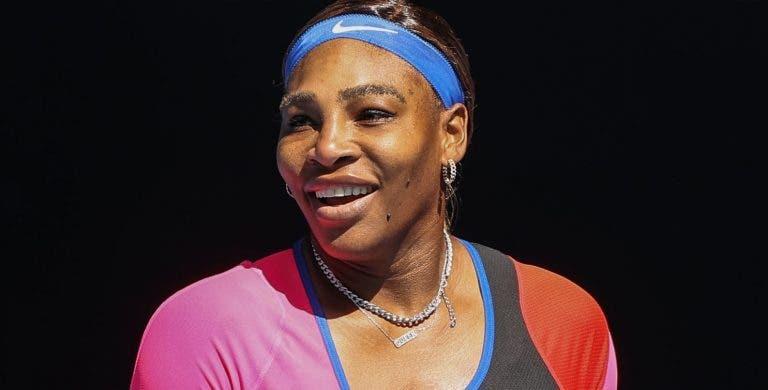 Serena melhor do que nunca: «Não me sentia assim desde o verão de 1926»