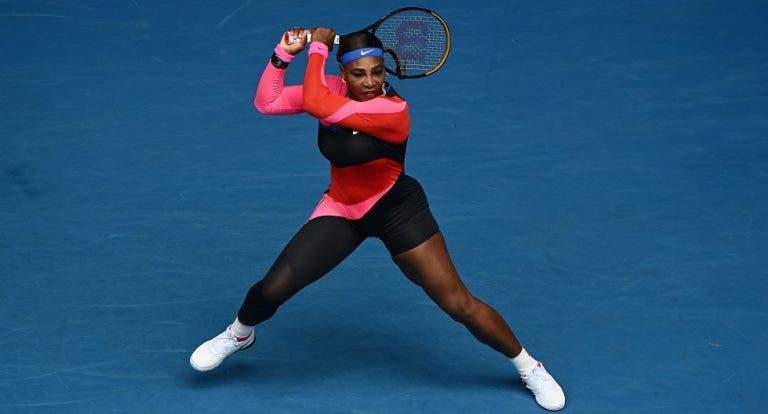 Mouratoglou: «A Serena não se mexia assim há muitos anos»