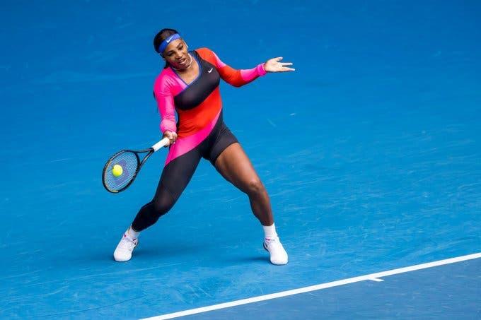 Serena Williams desfalca lista de Miami devido a uma cirurgia