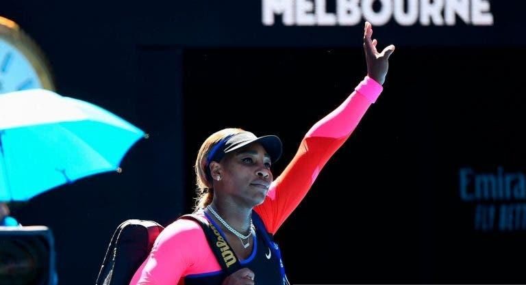 Mouratoglou: «Serena não se vai retirar enquanto não vencer outro Grand Slam»