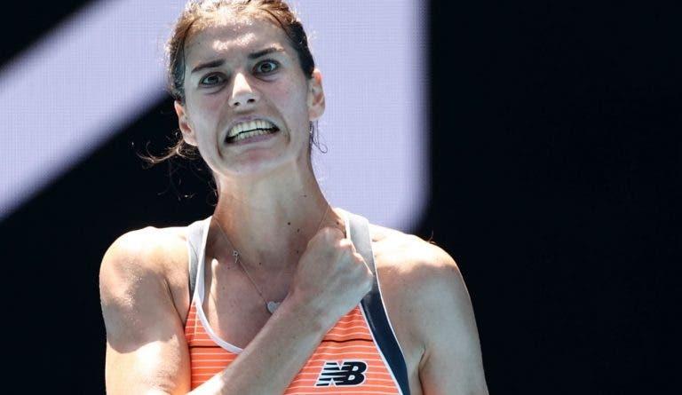 Sorana Cirstea surpreende Kvitova no Australian Open