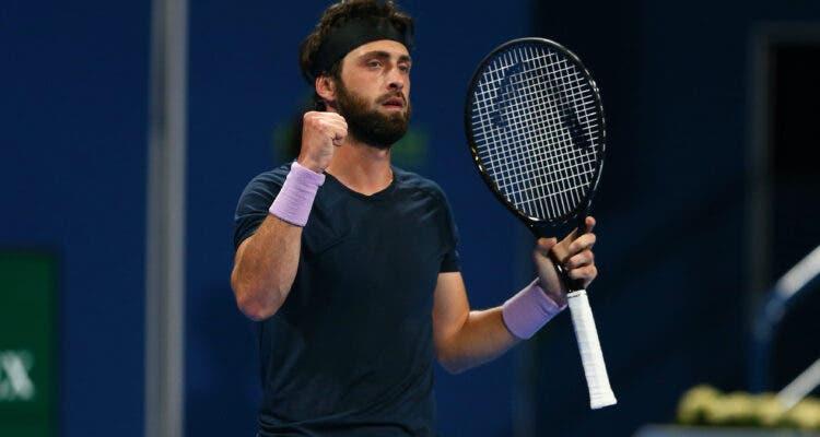 Basilashvili ainda está nas nuvens: «Roger Federer é o meu ídolo!»