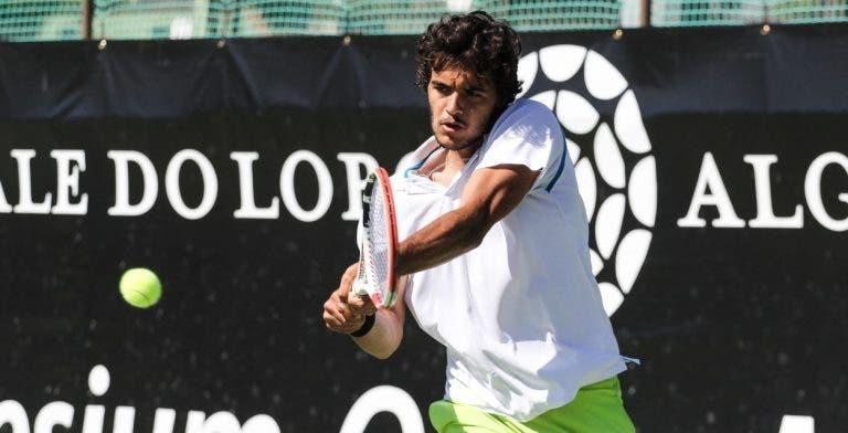 Francisco Cabral nos 'quartos' mais importantes da carreira no Algarve
