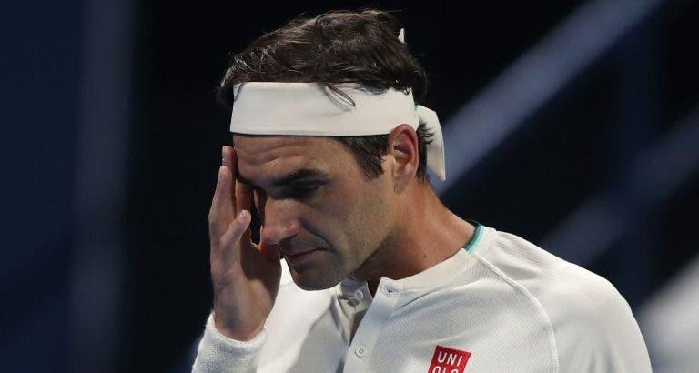 Eis o novo top 10 ATP após Miami: Roger Federer continua a descer
