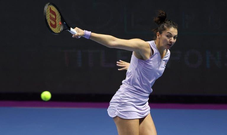Top 100 WTA volta a ter jogadoras com a esquerda a uma mão