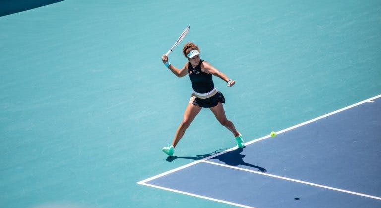 Série fantástica de Osaka ficou aos pés de quatro tenistas (e três ainda jogam)