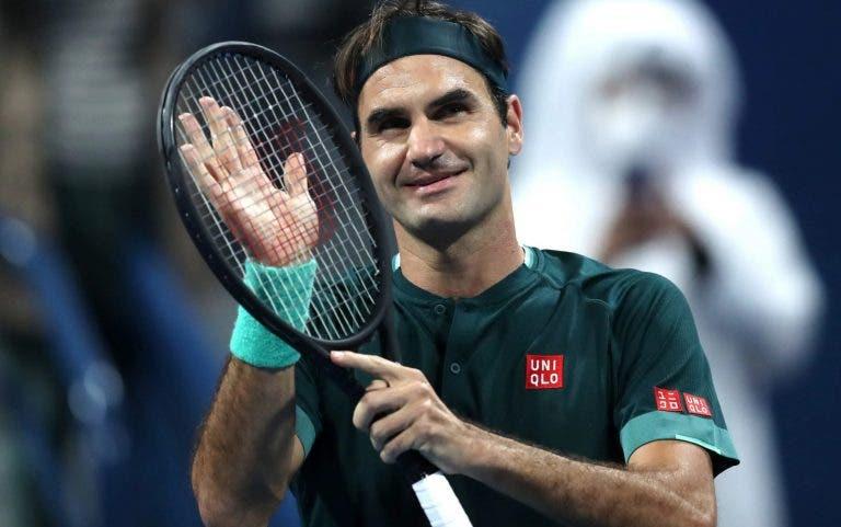 Diretor do ATP de Genebra radiante com presença de Federer: «Isto é um regalo do céu»