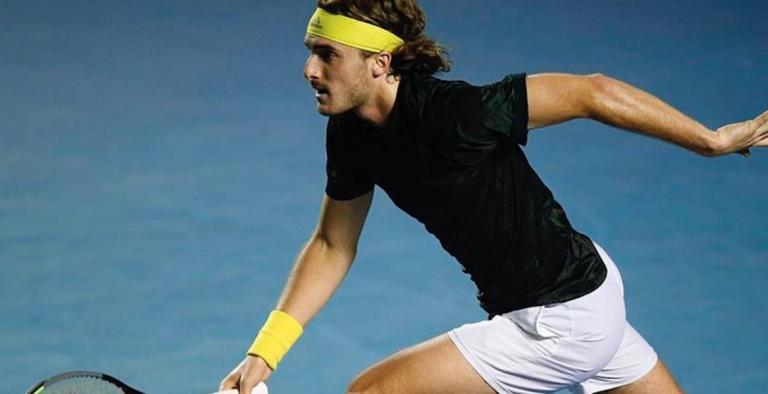 Tsitsipas furou a bolha do Miami Open e vai ser multado pelo ATP