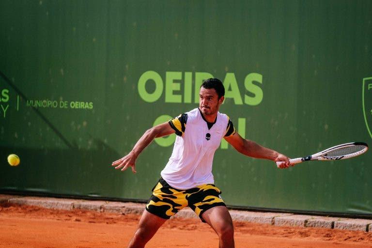 Gonçalo Oliveira não aproveita vantagem de sábado, desiste e falha final com Nuno Borges no Jamor