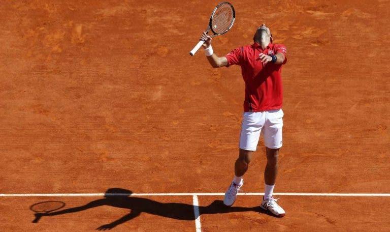 Djokovic contra regras da ATP para a vacinação: «É uma mudança sem lógica»