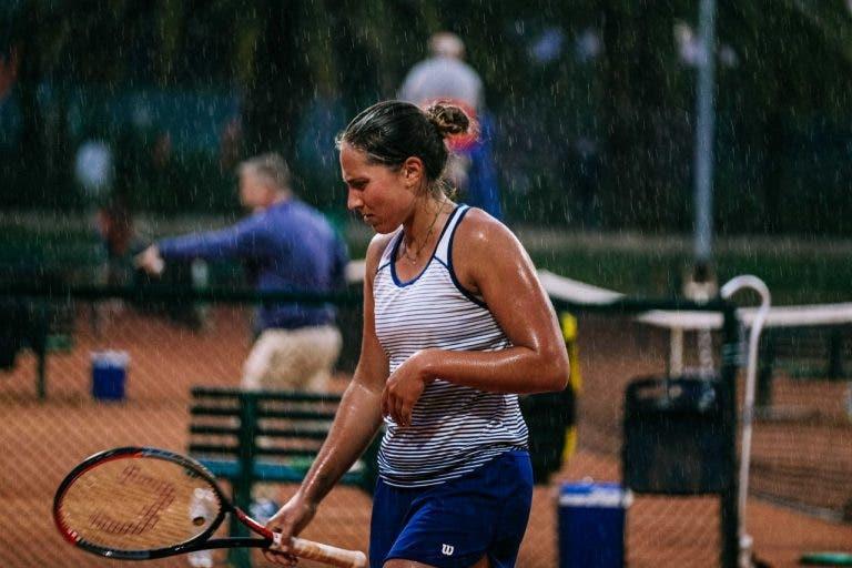 Francisca Jorge só regressa na quinta-feira: chuva cancelou o resto da jornada