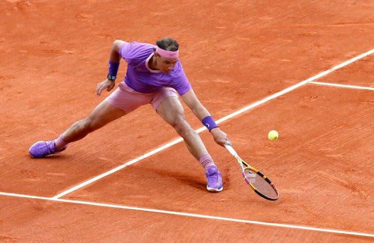 Nadal destrói Dimitrov em 55 minutos rumo aos 'quartos' em Monte Carlo