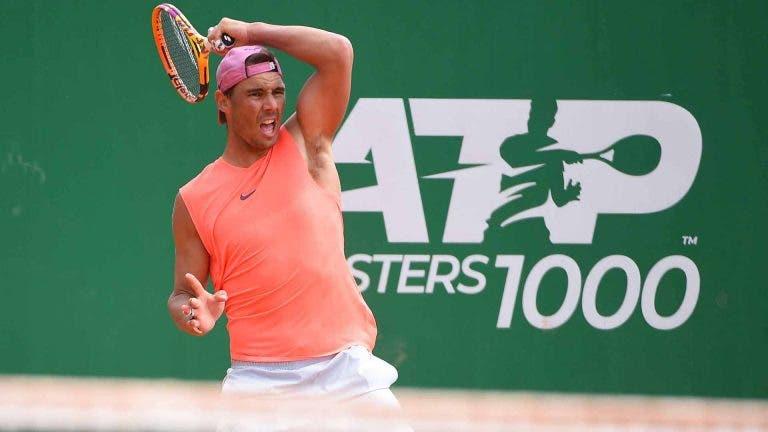 Djokovic-Sinner, Nadal ou Rublev: vem aí uma quarta-feira BRUTAL em Monte Carlo