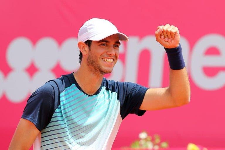 Nuno Borges alcança melhor vitória da carreira e estreia-se em quadros principais ATP