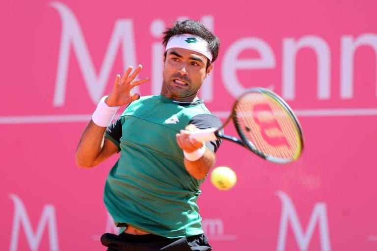 Wimbledon: eis o quadro de qualificação, com Frederico Silva e João Domingues