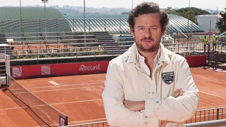 Diretor do Estoril Open explica wild card: «Não foi uma decisão fácil, pois tentamos sempre apoiar os portugueses»