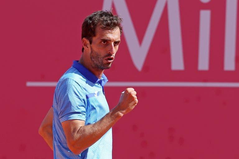 Ramos é coroado rei do Millennium Estoril Open e conquista terceiro título da carreira
