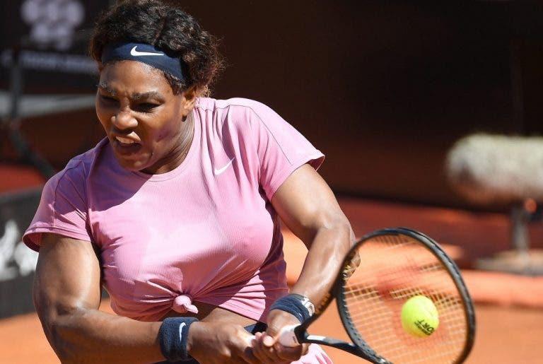 Depois da derrota no encontro 1000, Serena recebe wild card para jogar na próxima semana