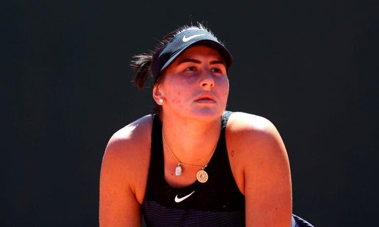 Svitolina e Andreescu eliminadas de entrada no WTA 500 de Berlim