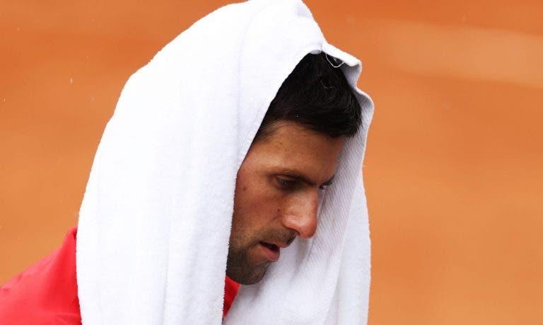 Sábado louco! Djokovic e Tsitsipas voltam bem cedo para acertar batalha