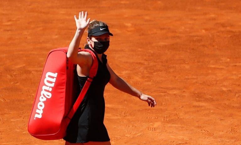 Simona Halep não vai a Roland Garros