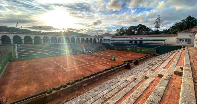Oeiras: quatro portugueses em ação numa jornada de luxo