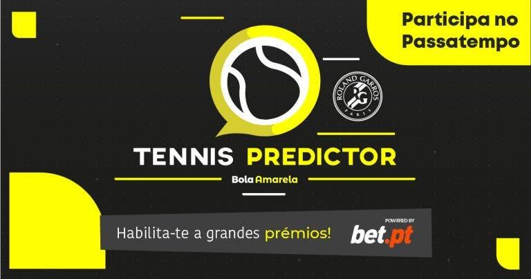 Eis os vencedores de Roland Garros 2021 Tennis Predictor