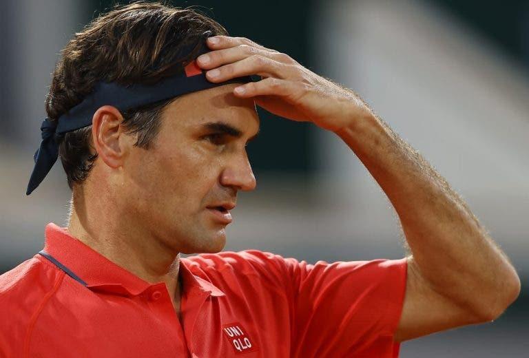 Federer conhece adversário em Halle: um jogador que já bateu um top 10 este ano
