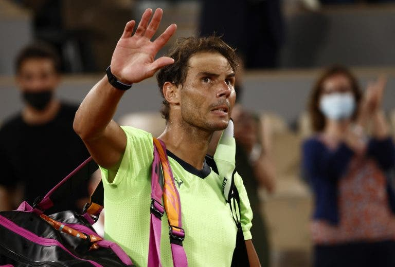 Rafa Nadal não vai a Wimbledon nem aos Jogos Olímpicos