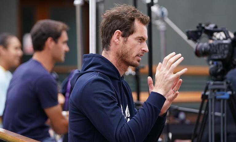 Andy Murray: «Se o meu corpo corresponder podem acontecer coisas boas»