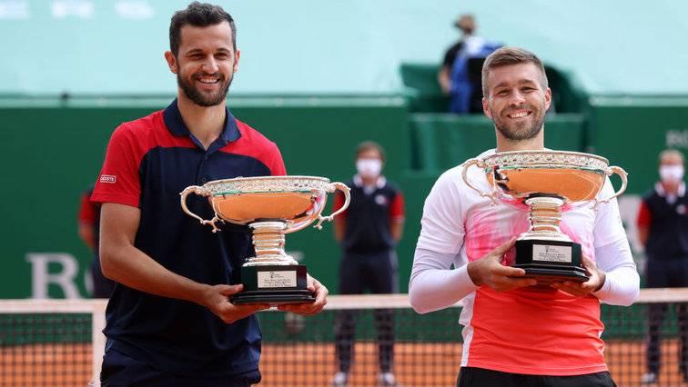Melhor dupla do Mundo excluída de Roland Garros com covid-19
