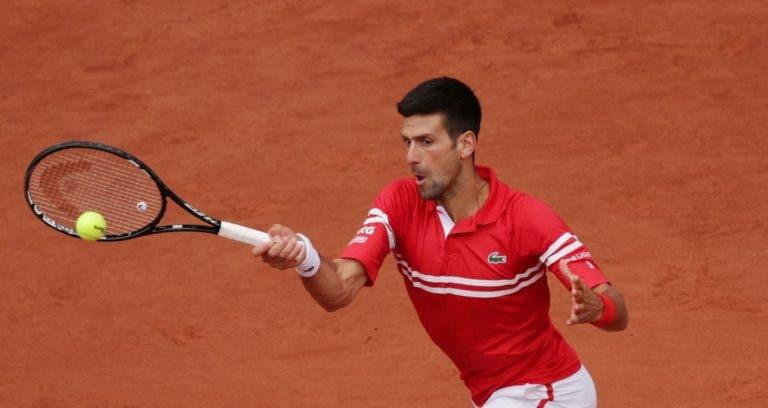Ivanisevic: «Djokovic é o único que pode ganhar os quatro Grand Slams no mesmo ano»