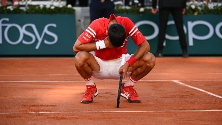 Djokovic torna-se no primeiro homem a fazer o Grand Slam de carreira… duas vezes