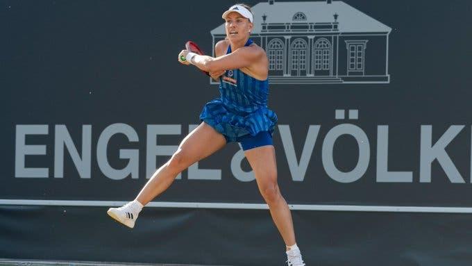 Kvitova e Kerber entram a ganhar em Bad Homburg