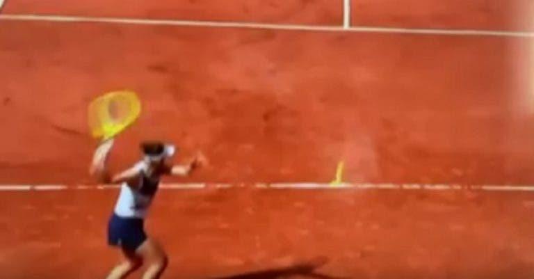 [VÍDEO] A bola não foi fora no match point? Último ponto da final feminina teve polémica