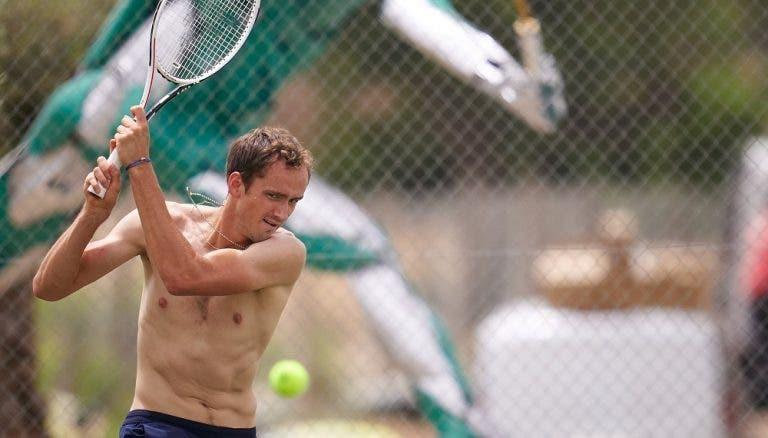 Wimbledon à lupa: cinco cabeças-de-série com duelos mais perigosos no quadro masculino