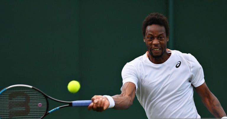 Nishikori, Dimitrov e Monfils eliminados na segunda ronda de Wimbledon