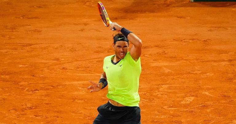Nem Federer, nem Djokovic: Nadal passa a ser dono de (mais) um recorde em Grand Slams