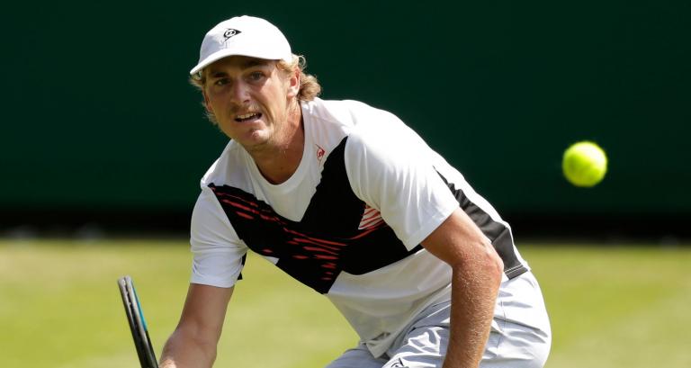 Eastbourne é o primeiro ATP da história com dois lucky losers nas meias-finais