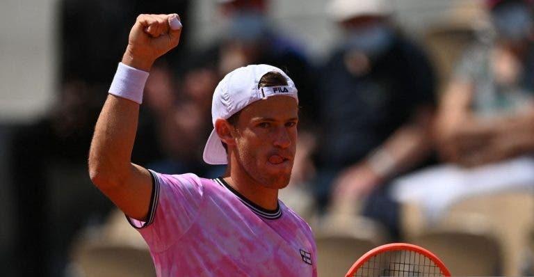 Schwartzman salva sete set points mas continua sem ceder parciais rumo aos 'quartos' em Roland Garros