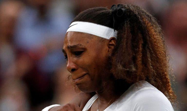 Gauff desolada com lesão de Serena: «Comecei a jogar ténis por causa dela»